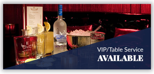 VIP Table Service